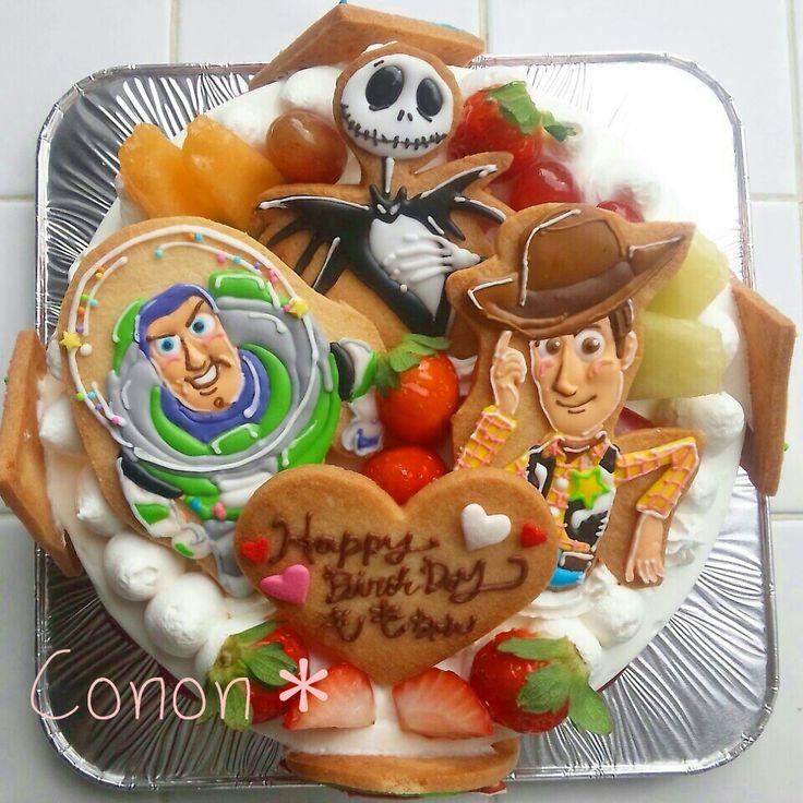 トイストーリーケーキ★