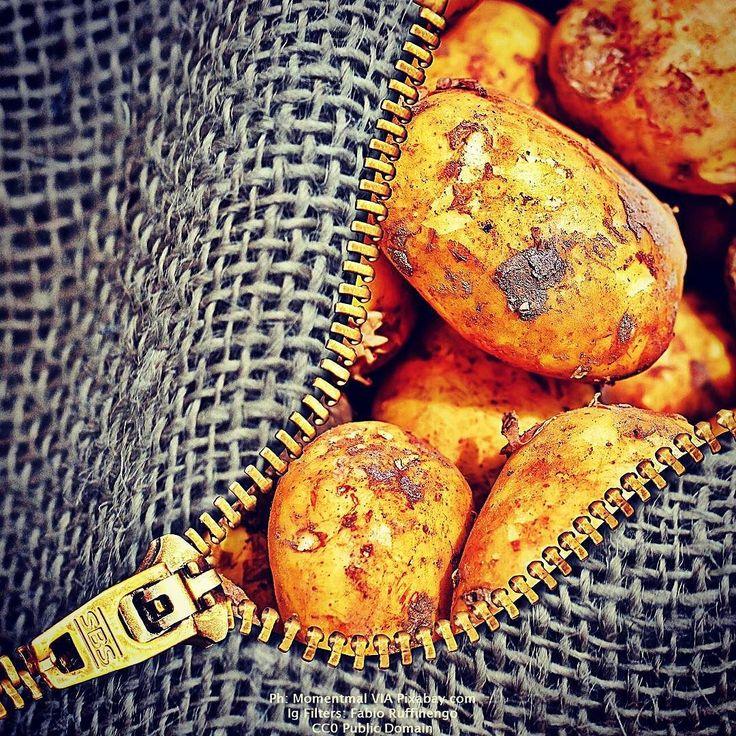 Unzip me...#cibo #food #foodies #foodnetwork #foodandwine #foodstyling #foodblogger #foodbeast #foodlover #foodstagram #foodphoto #foodshare #foodgawker #foodislife #fooddiary #foodism #foodiegram #foodaddict #foodprep #foodpost #foodoftheday #healthyliving #foodtrip #vegan #veg #buongiorno #goodmorning #potato #potatoes