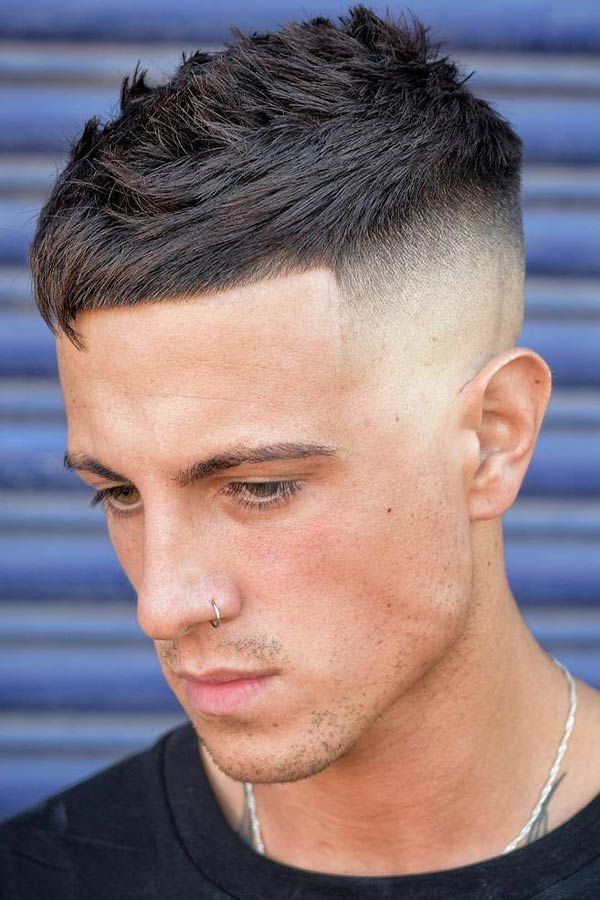 A Complete Guide To Men S Short Haircuts Menshaircuts Com Haircuts For Men Mens Haircuts Short Undercut Hairstyles