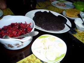 769 best guatemalans food recipes images on pinterest guatemalan this is the dinner my mom welcomed us with curtido and frijoles when people in the us think of enchiladas they think of the rolls of forumfinder Images