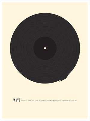 The Small Stakes - Why? concert poster
