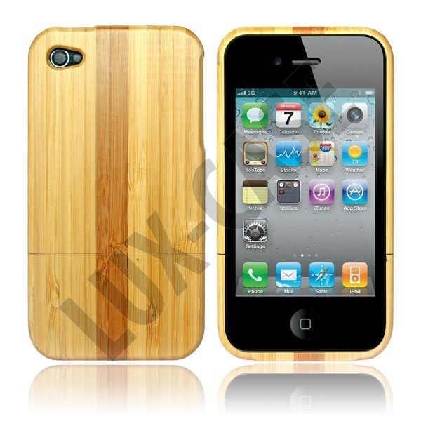 Wood iPhone 4S Cover