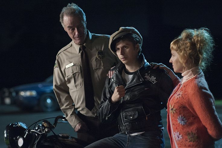 Michael Cera, Harry Goaz, and Kimmy Robertson in Twin Peaks (2017)