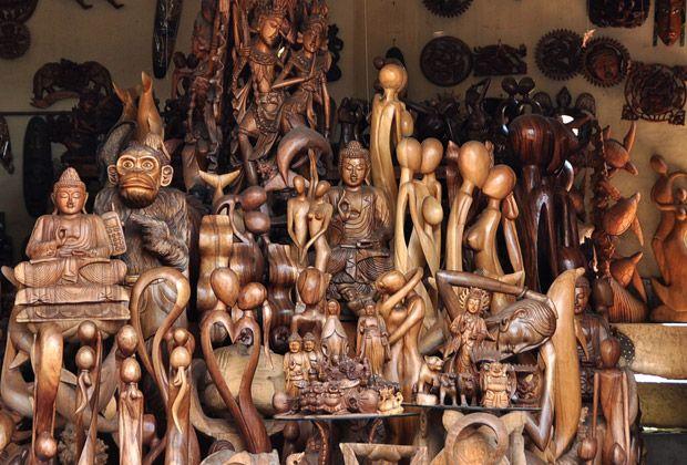 Segare Bali Wood Carving Ubud