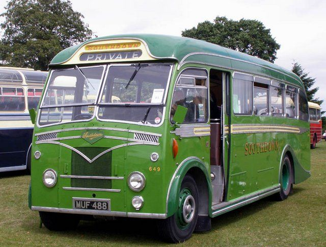 1953 Leyland with Beadle body - Southdown