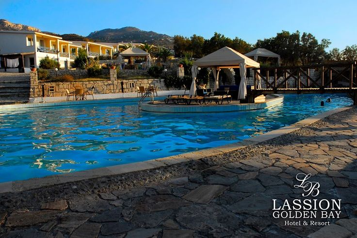Enjoy an unforgettable experience in Lassion Golden Bay Hotel & Resort  #Sitia #Crete www.lgb.gr