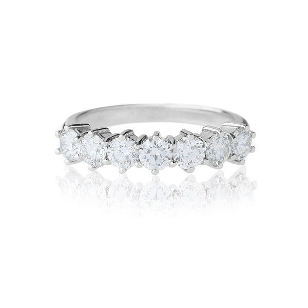 Claw Set Diamond Eternity Ring | The Paul Sheeran Eternity ring collection