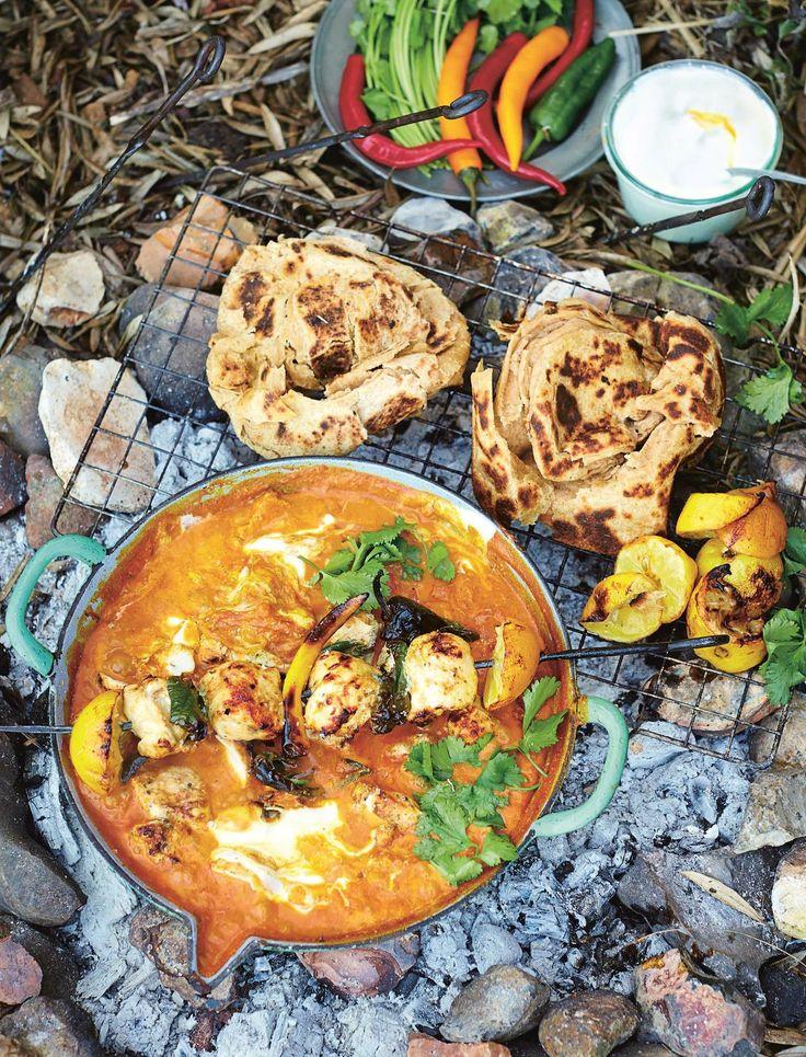 Chicken Tikka Masala - The Happy Foodie Jamie Oliver