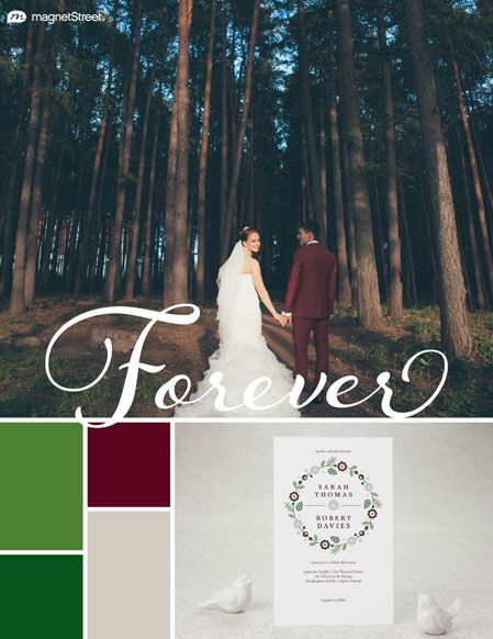 best 25  hunter green weddings ideas on pinterest