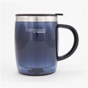 #ThermoCafé Desk #Mug Blue 0.45L