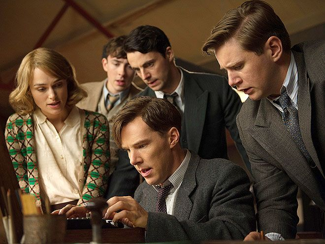 The 10 Movies We Hope You Saw in 2014 | 9. THE IMITATION GAME | Benedict Cumberbatch triumphed as WWII code breaker Alan Turing, who helped defeat Nazism and bring on the computer age but was persecuted for being gay.