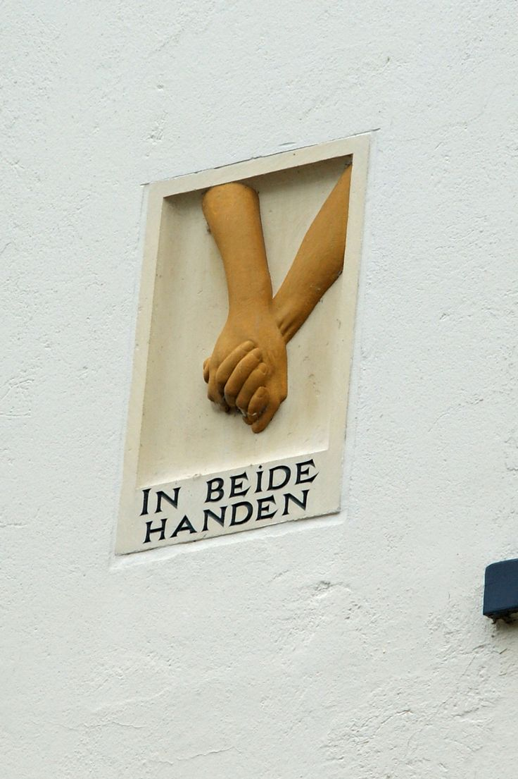 gevelsteen in Zutphen (NL)
