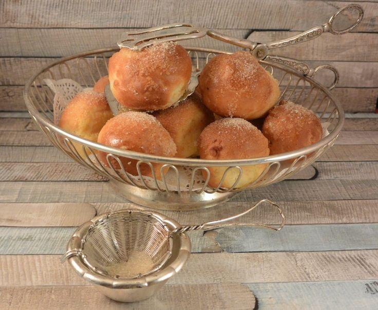 Quarkbällchen aus der Klara fettarm und super lecker! | Frinis Teststübchen