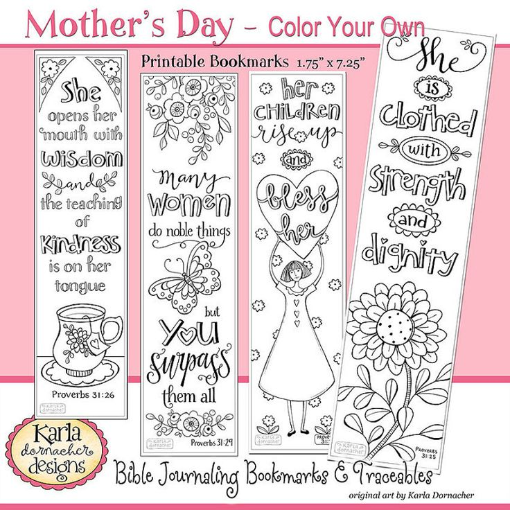 A Godly Woman PROVERBS 31 Color Your Own Bible by