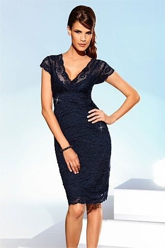 European Brands - Heine Lace Dress