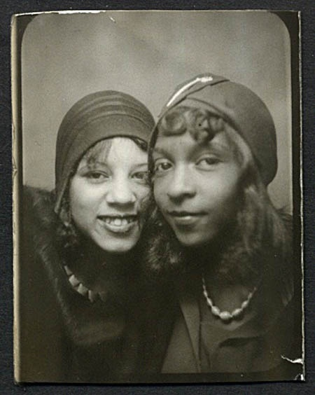Cute little flappers
