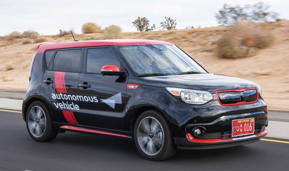 Easy driver: Kia's insight report forecasts a driverless future where cars do all the work
