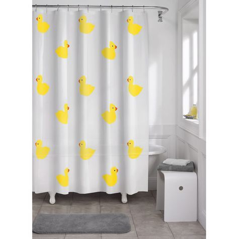 whether youre young or young at heart this fun shower curtain is sure to - Fun Shower Curtains