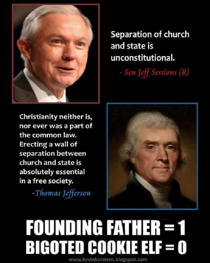 separation of church and state and the The first amendment does not demand a wall of separation between church and state our nation's history is replete with governmental acknowledgment and in some cases, accommodation of religion.