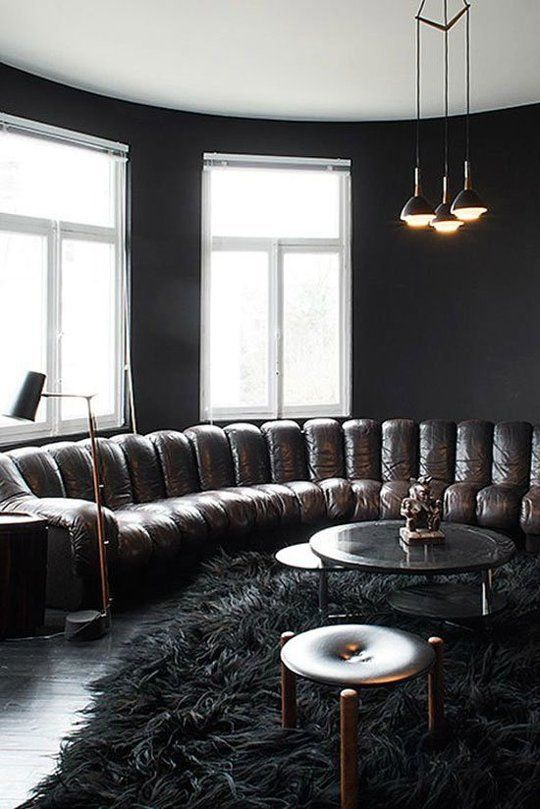 1000 Ideas About Black Living Room Furniture On Pinterest