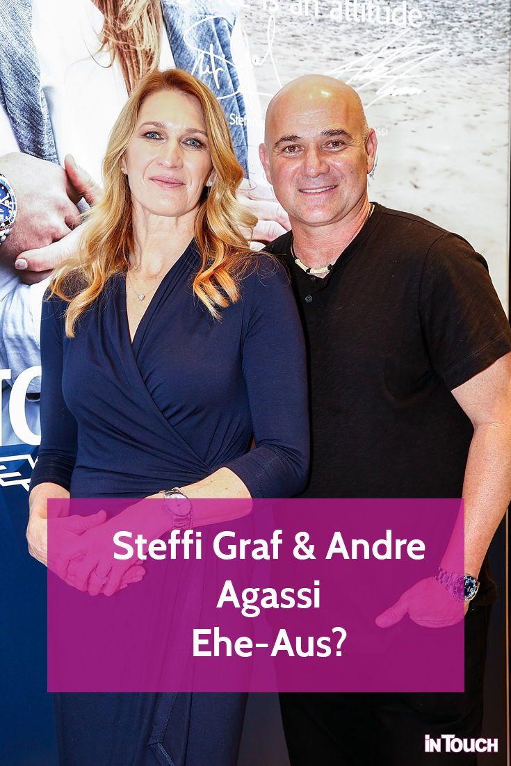 Steffi Graf Andre Agassi Bitteres Ehe Aus Steffi Graf Beichte Andre Agassi