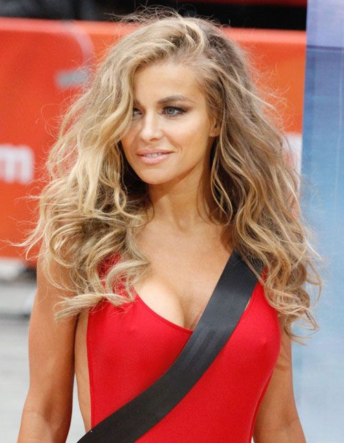 Carmen Electra as... Carmen Electra in Baywatch