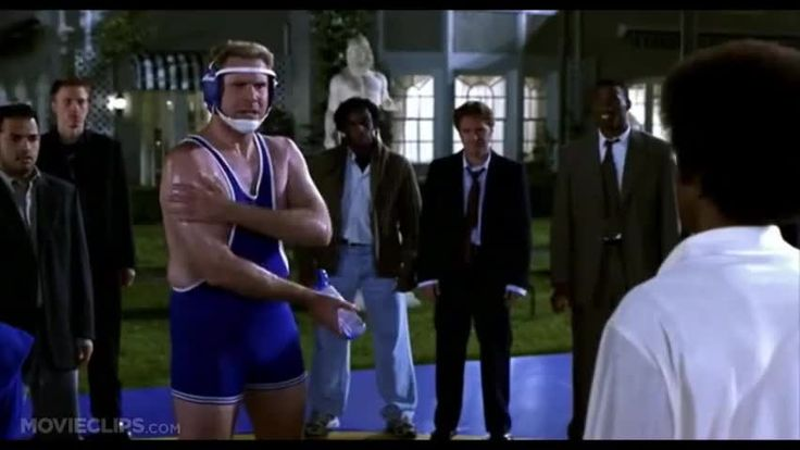 """I Am A Master Of Greco-Roman Wrestling"" ~The Ladies Man (2000) HD"