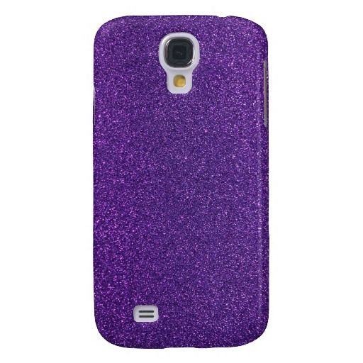 Galaxy s4 cases 300 pinterest sparkling purple glitter look galaxy s4 case 4295 voltagebd Gallery