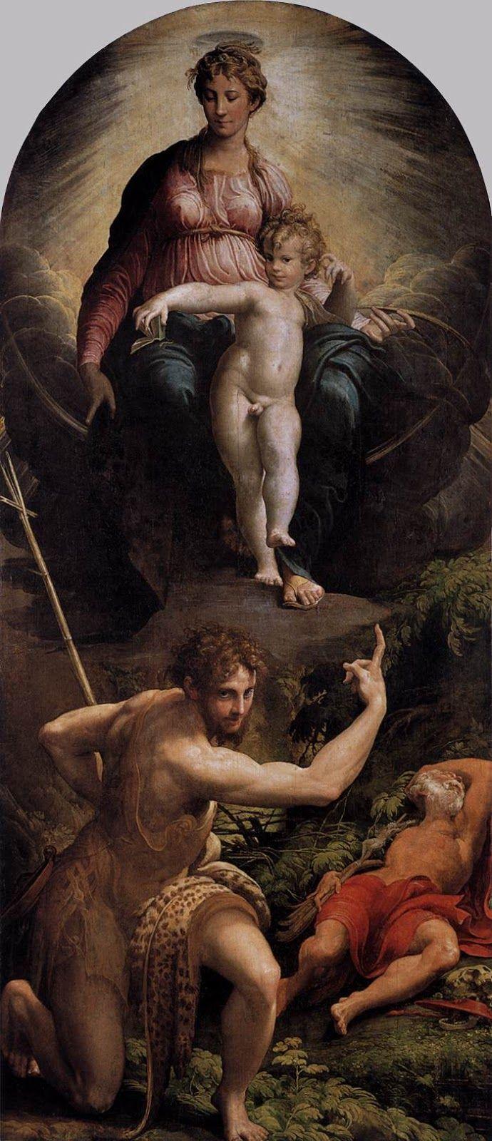 Το όραμα του Αγίου Ιερώνυμου (1527)