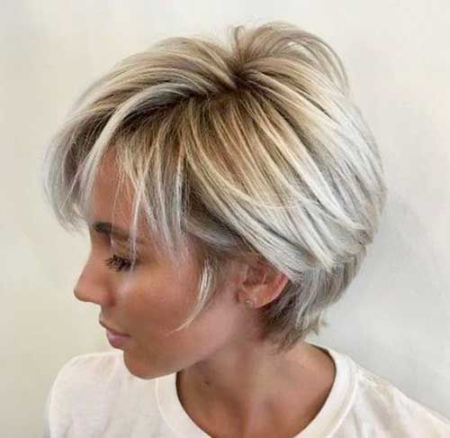 Short Haircuts For 2018 12