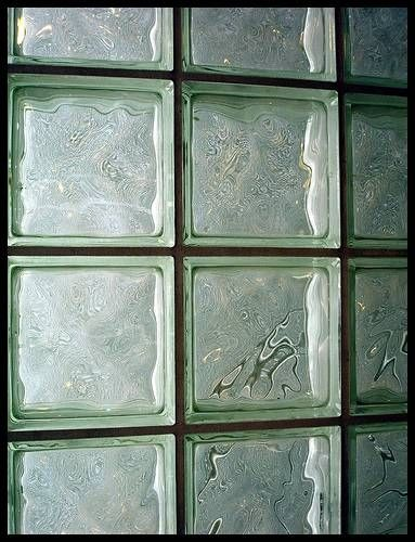 How To Build A Glass Block Wall