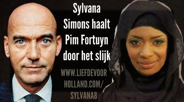 *VIDEO* Sylvana Simons PIST op het graf van Pim Fortuyn - Liefde voor Holland