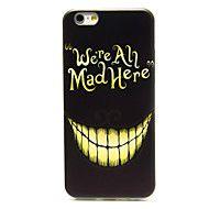 paha+nauraa+malli+TPU+pehmeä+suojus+iPhone+6+/+6s+–+EUR+€+3.91