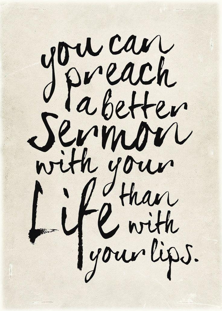 Live it...