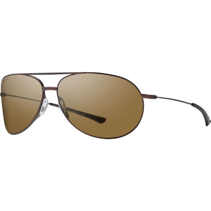 Smith Optics Rockford Polarized Sunglasses, Brown