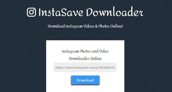 How Can You Download Instagram Pictures And Videos Using
