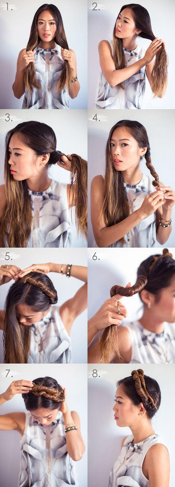 Truques rápidos para ondular os cabelos sem babyliss