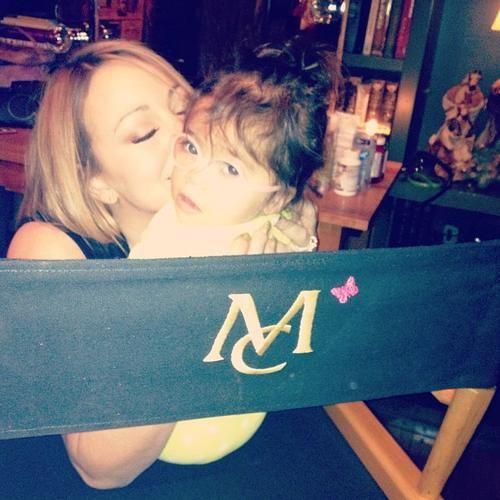 "Mariah Carey: ""Merry Christmas From MC & MC"""