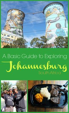 A Basic Guide to Exploring the City of Johannesburg, South Africa