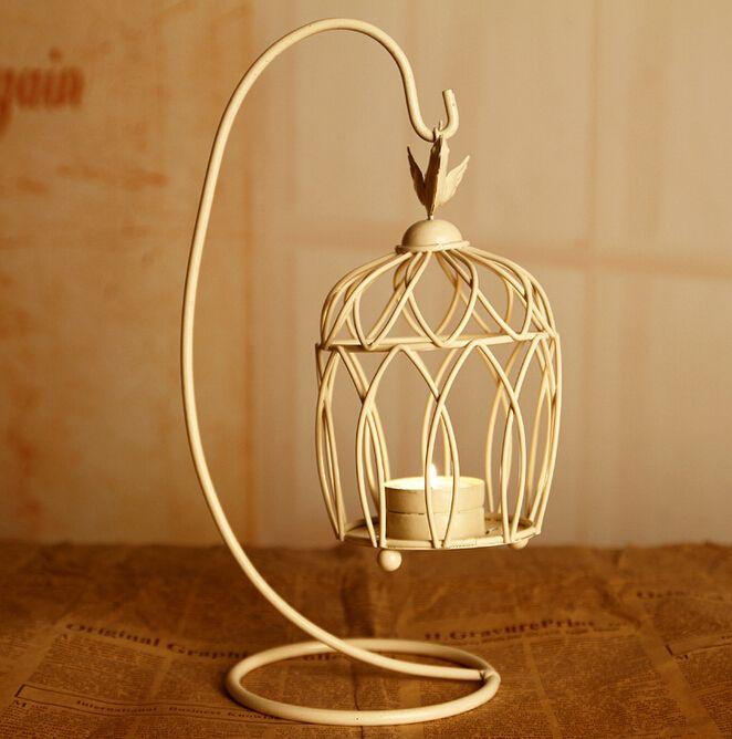 Cheap Venta al por mayor del verano estilo decoración de la boda candelabro luz…