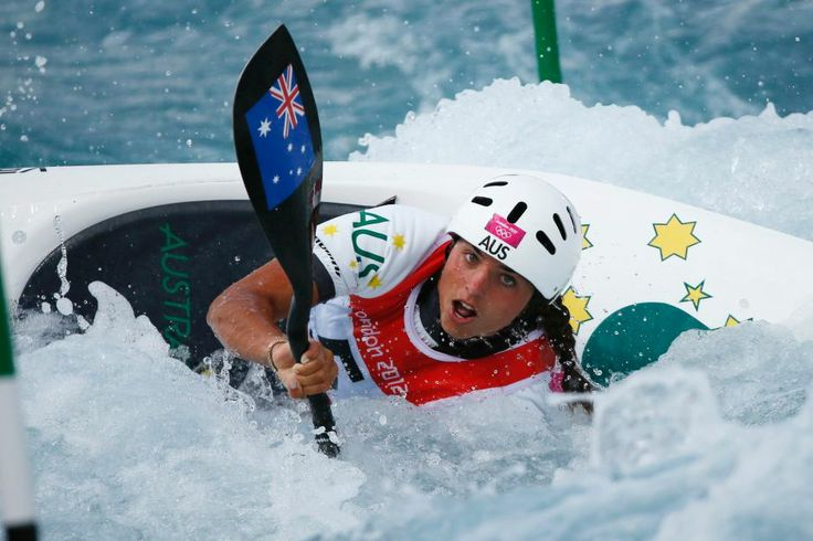 Jessica Fox - Kayak Slalom; Most Significant Sports Accomplishment: Olympic Silver Medalist