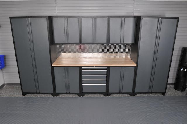 Garage Cabinets Are A Good Starter For Your Garage