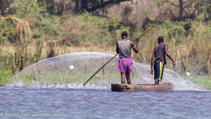 Fishermen by Antero Topp