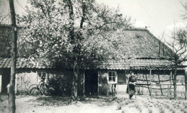 Asten - Molenstraat 2, Achterzijde van een woonhuis.