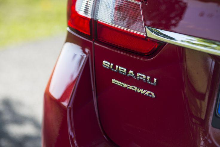 Subaru AWD, jak jinak :)