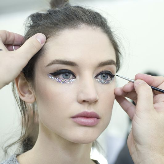 Get The Look: Top Tips From Backstage At The Chanel Haute Couture SS14 Show