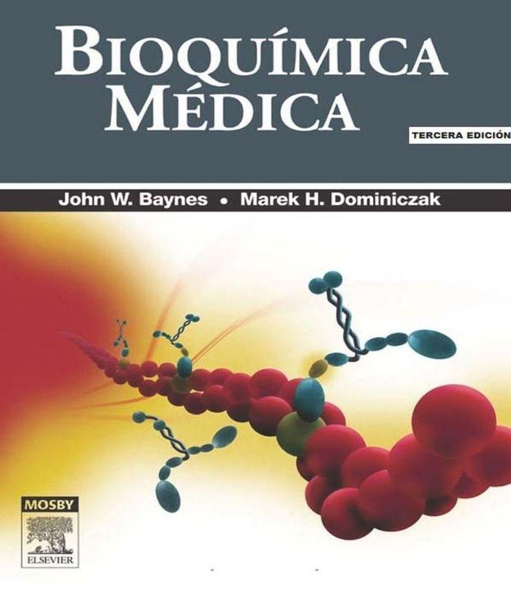 Bioquimica medica de john baynes 3era edicion by universidad autónoma de sinaloa…