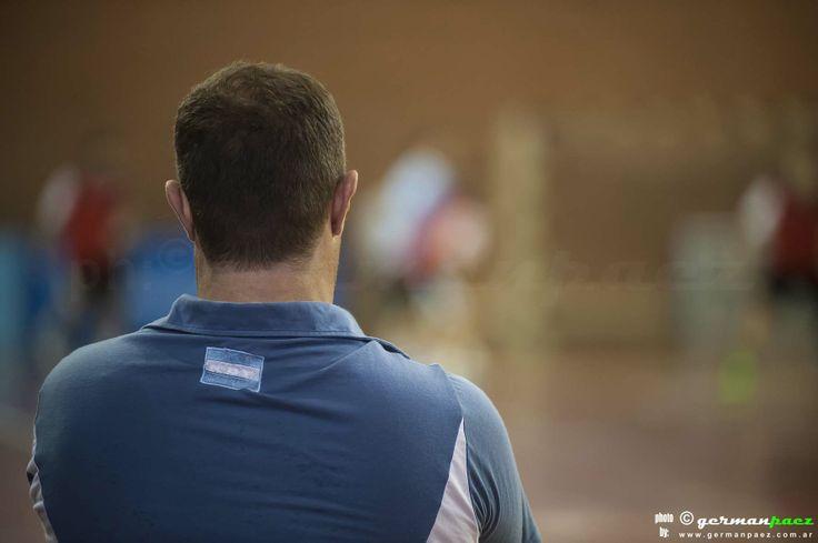 Encuentro entrenamiento Selecciones marculinas de Argentina y Uruguay. Estadio SAG Villa Ballester, 15feb2014 Buenos Aires - Argentina