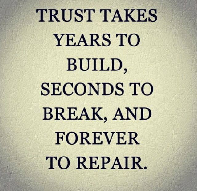 Lost Trust Quote: The 25+ Best Lost Trust Quotes Ideas On Pinterest