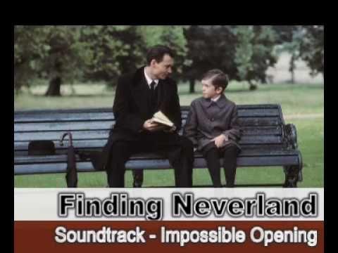Finding Neverland - Soundtrack - Impossible Opening (+lista de reprodução)